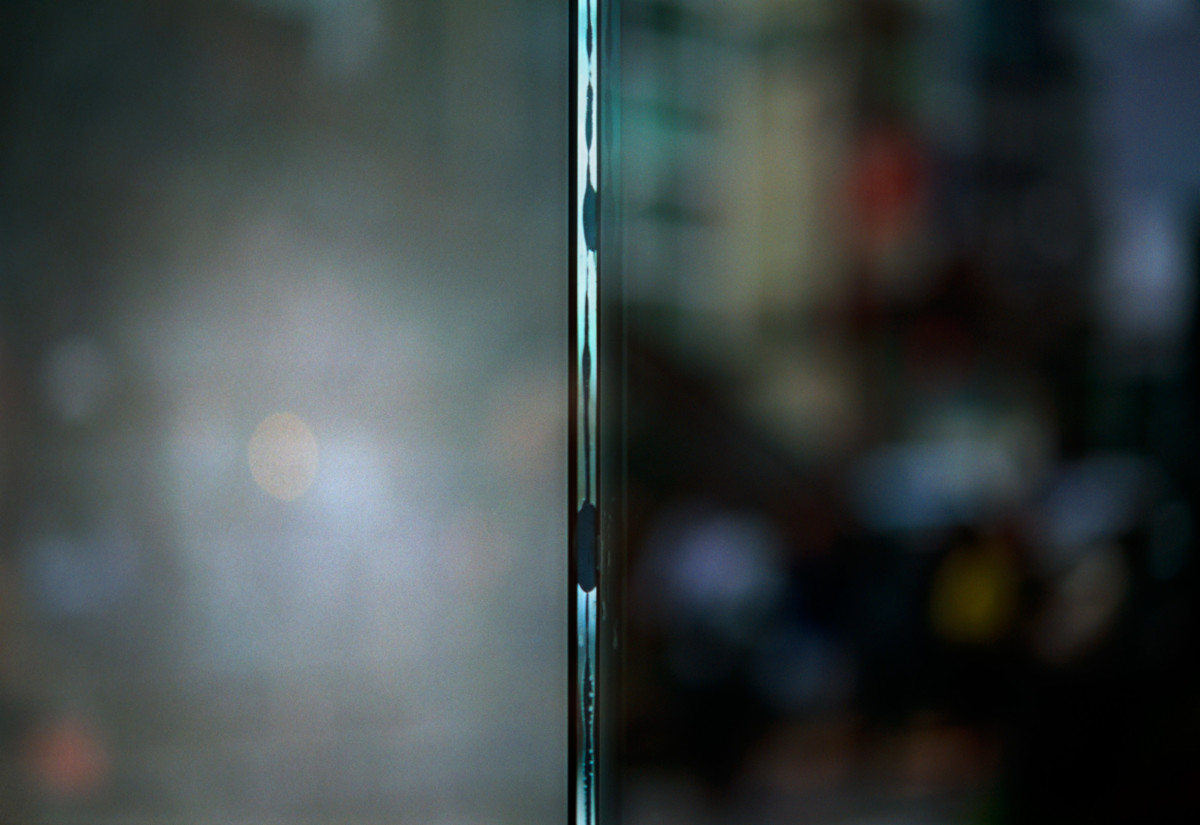 Aoyama #02, photography 100x150 cm