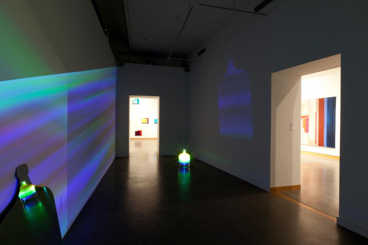 Video installation