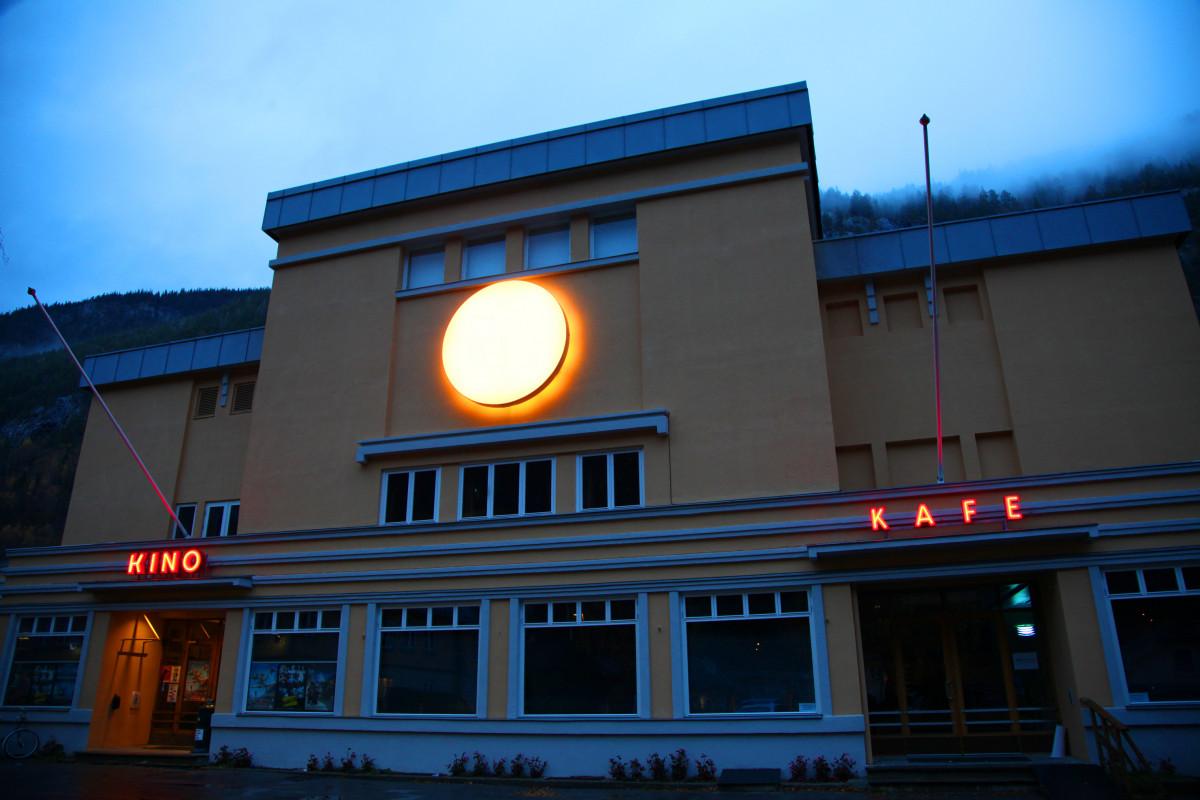Rjukan Culture House 2013-14. Photo Istad Pacini
