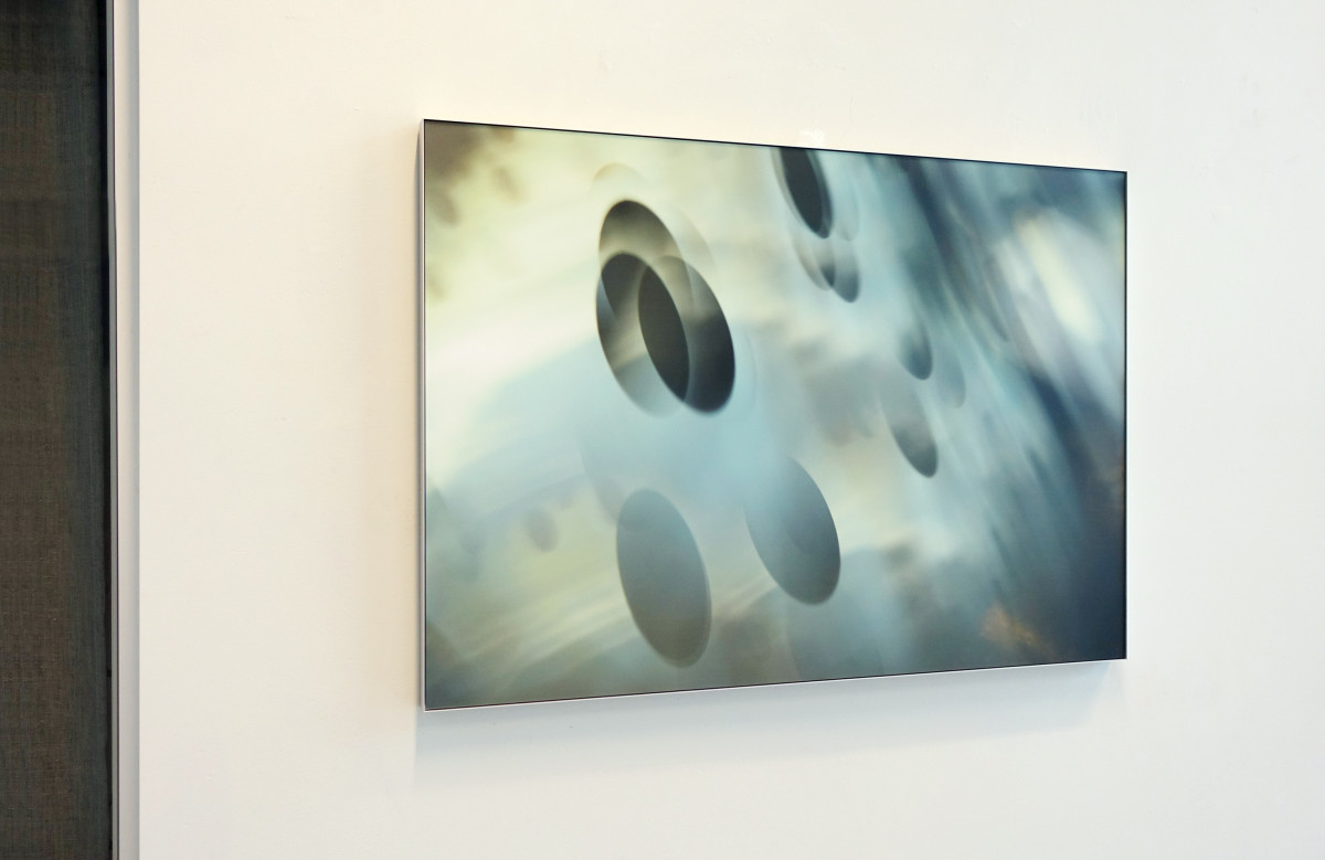 Dissolved Hamburg 01. Size 70x100 cm. Photo digital print.