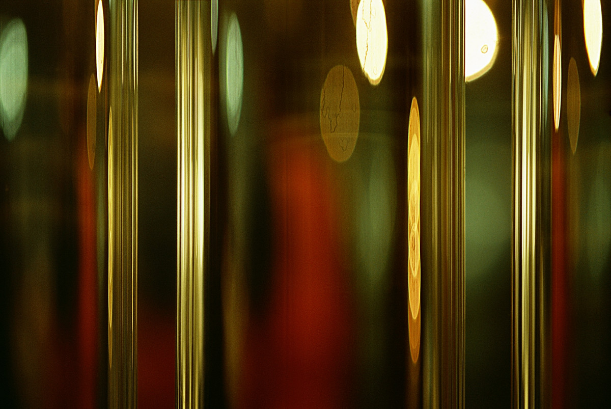 Elevator #06, photography 80x120 cm, facemount (not manipulated)