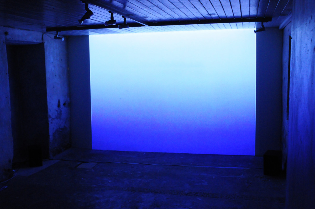 Video installation: MIST